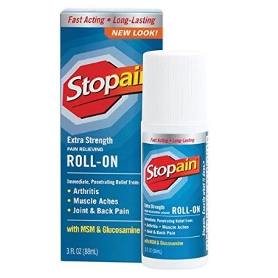 STOPAIN EXTRA STRENGTH ROLL-ON (3 OZ.)